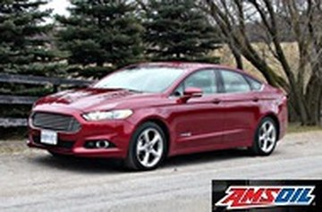 Motor oil designed for your 2013 FORD FUSION
