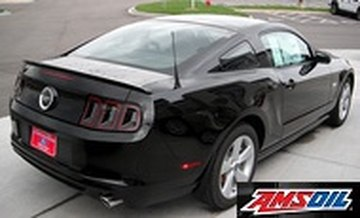 Motor oil designed for your 2013 FORD MUSTANG