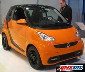 Motor oil designed for your 2013 SMART FORTWO