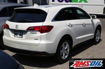 Motor oil designed for your 2014 ACURA RDX
