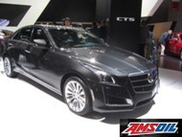 Motor oil designed for your 2014 CADILLAC CTS