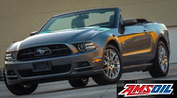 Motor oil designed for your 2014 FORD MUSTANG
