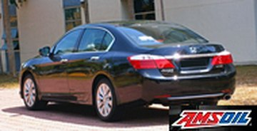Motor oil designed for your 2014 HONDA ACCORD