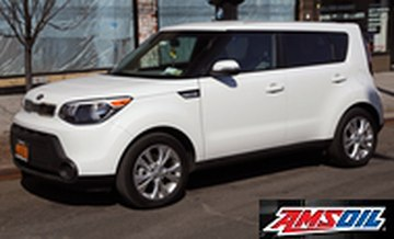 Motor oil designed for your 2014 KIA SOUL