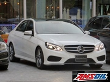 2014 MERCEDES BENZ E350 recommended synthetic oil and filter