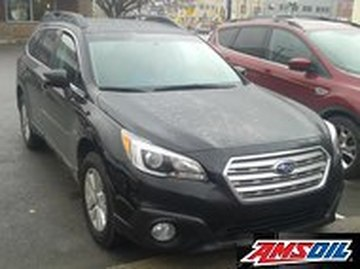 Motor oil designed for your 2014 SUBARU OUTBACK
