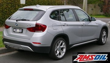 Motor oil designed for your 2015 BMW X1