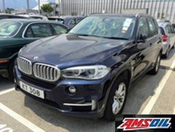 Motor oil designed for your 2015 BMW X5