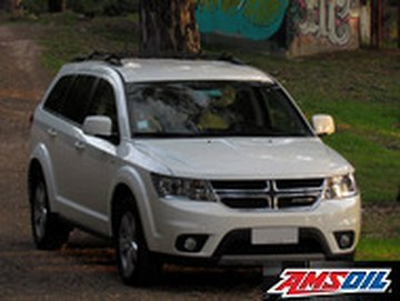 Motor oil designed for your 2015 DODGE JOURNEY