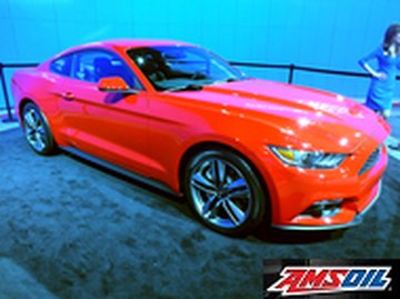 Motor oil designed for your 2015 FORD MUSTANG