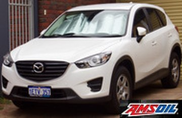 Motor oil designed for your 2015 MAZDA CX-5