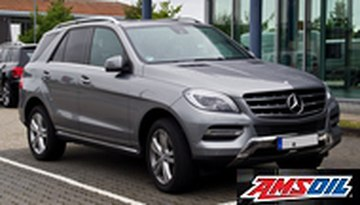 2015 MERCEDES BENZ ML350 recommended synthetic oil and filter