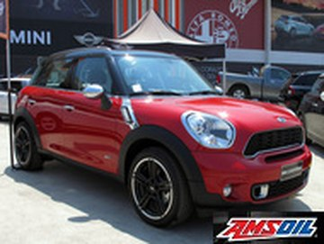 mini cooper countryman oil capacity