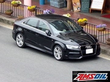 Motor oil designed for your 2016 AUDI A3