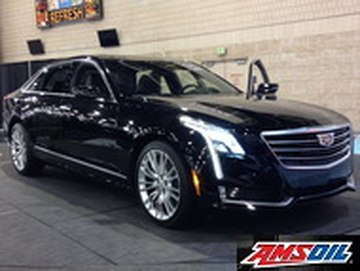 Motor oil designed for your 2016 CADILLAC CT6
