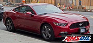 Motor oil designed for your 2016 FORD MUSTANG