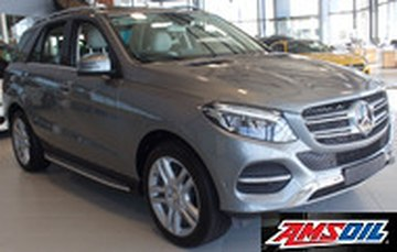 Motor oil designed for your 2016 MERCEDES BENZ GLE350