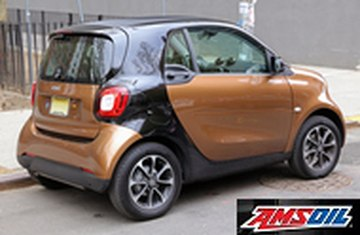 Best Synthetic Oil Transmission Fluid And Capacity For My 2016 Smart Fortwo