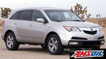 Motor oil designed for your 2017 ACURA MDX