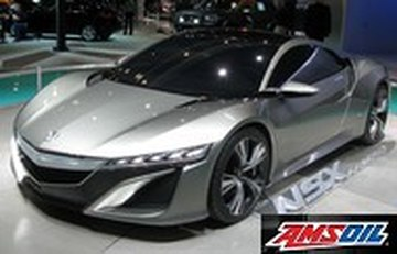 Motor oil designed for your 2017 ACURA NSX