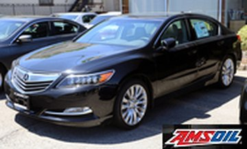 Motor oil designed for your 2017 ACURA RLX