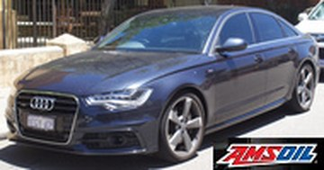 Motor oil designed for your 2017 AUDI A6 QUATTRO