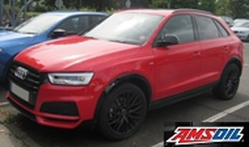 Motor oil designed for your 2017 AUDI Q3
