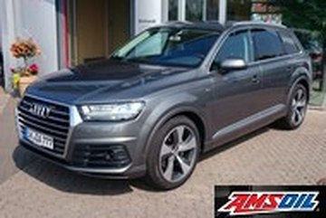 Motor oil designed for your 2017 AUDI Q7