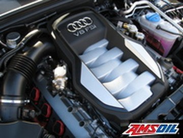 Motor oil designed for your 2017 AUDI S5