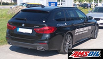 Motor oil designed for your 2017 BMW 540I XDRIVE
