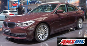 Motor oil designed for your 2017 BMW 640xi