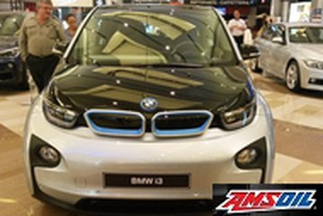 Motor oil designed for your 2017 BMW I3