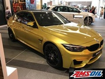Motor oil designed for your 2017 BMW M3
