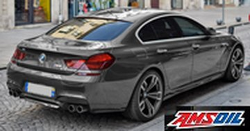 Motor oil designed for your 2017 BMW M6