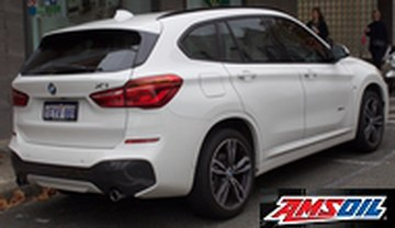 Motor oil designed for your 2017 BMW X1