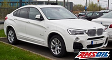 Motor oil designed for your 2017 BMW X4