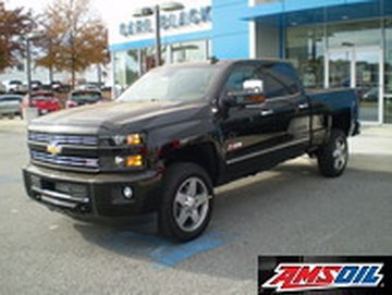 Motor oil designed for your 2017 CHEVROLET TRUCKS SILVERADO 2500 HD PICKUP