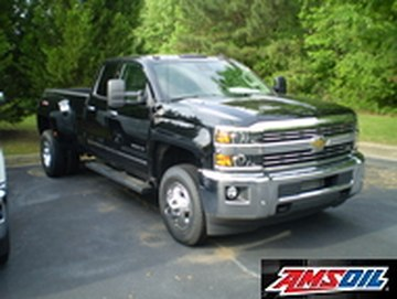 Motor oil designed for your 2017 CHEVROLET TRUCKS SILVERADO 3500 PICKUP