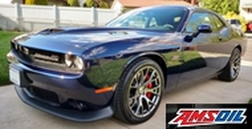 Motor oil designed for your 2017 DODGE CHALLENGER