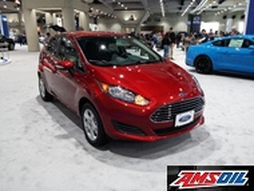 Motor oil designed for your 2017 FORD FIESTA