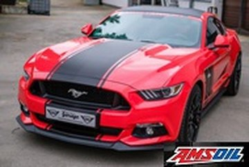 Motor oil designed for your 2017 FORD MUSTANG