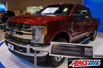 2012 ford f250 6.7 transmission fluid change