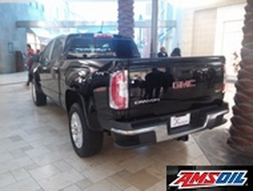 Motor oil designed for your 2017 GMC TRUCKS CANYON