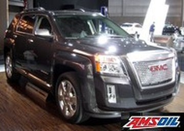 Motor oil designed for your 2017 GMC TRUCKS TERRAIN