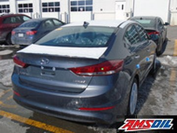 Motor oil designed for your 2017 HYUNDAI ELANTRA