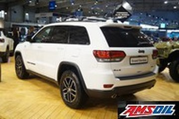 Best Synthetic Oil Transmission Fluid And Capacity For My 2017 Jeep Grand Cherokee