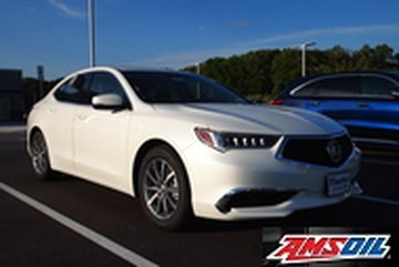 Motor oil designed for your 2018 ACURA TLX