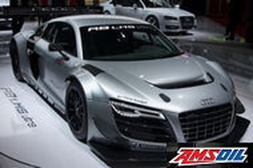 Motor oil designed for your 2018 AUDI R8