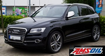 Motor oil designed for your 2018 AUDI SQ5