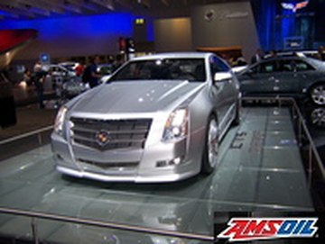 Motor oil designed for your 2018 CADILLAC CTS